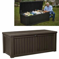 Extra Large Outdoor Storage Box Heavy Duty Swimming Pool Ben