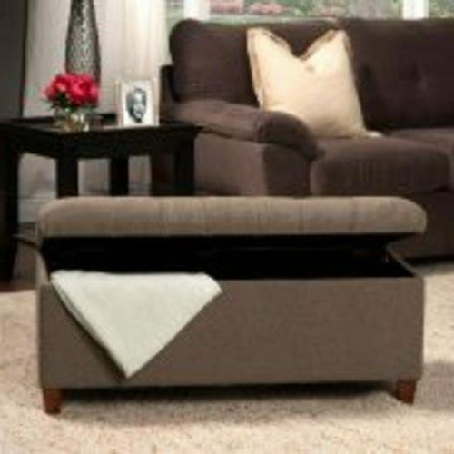 Ainsley 18-Inch Seat w/ Textured Fabric