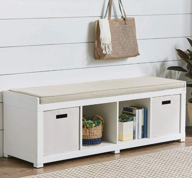 Entryway Storage Cushion Furniture -