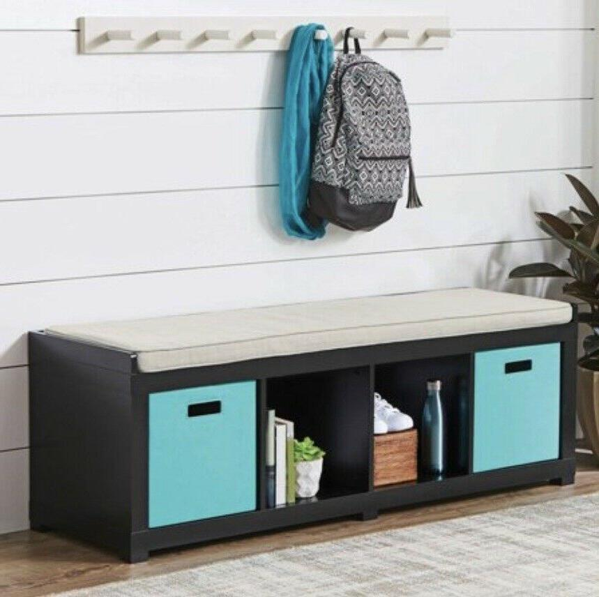 Entryway Bench Storage Furniture 564829724