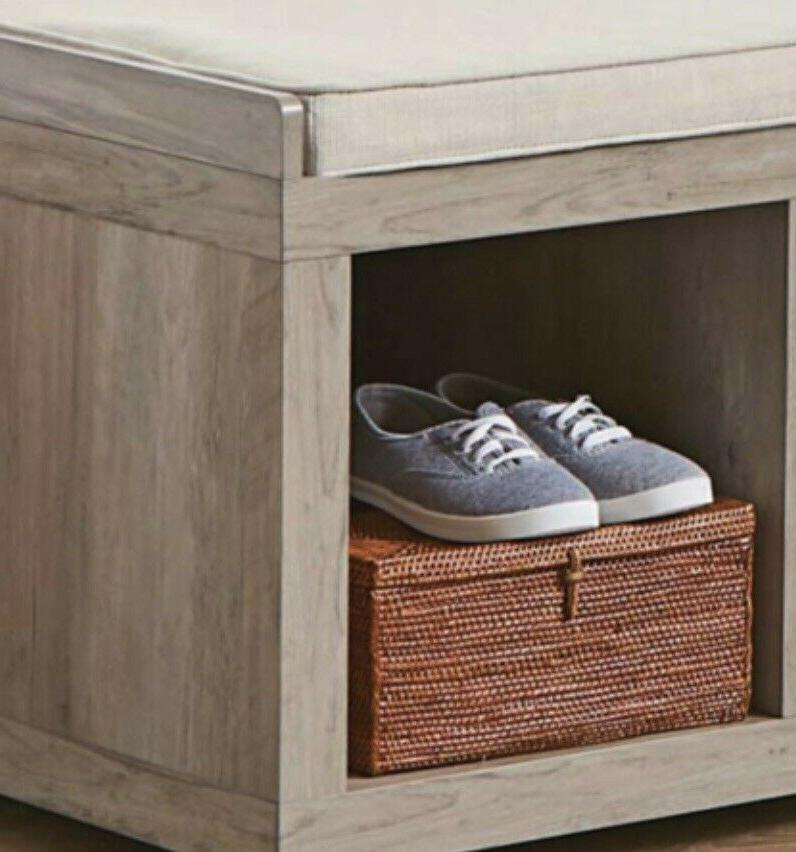 Entryway Storage Sitting Organizer