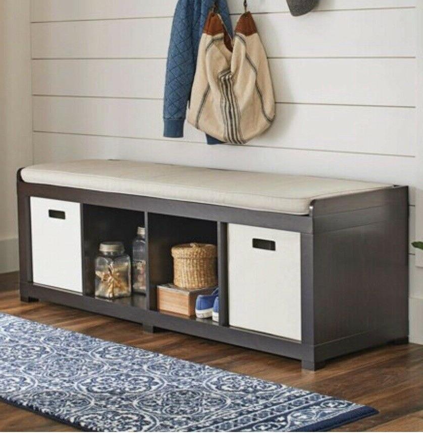 nice entryway bench storage mud sitting room