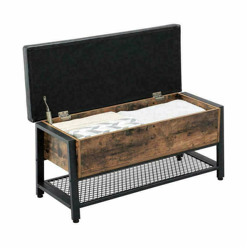Shoe Bench Bedroom Seater Cushion
