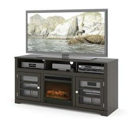 """Sonax West Lake Fireplace Bench for TVs up to 68"""", Multiple"""
